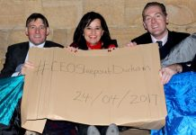 Police, Prison and Business Bosses to Stage Sleepout to Help Homeless