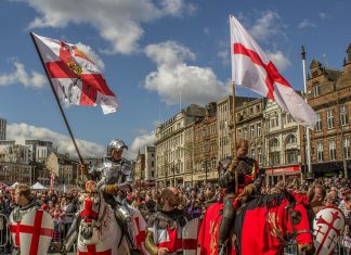 Who Was St George and Why Is he England's Patron Saint?