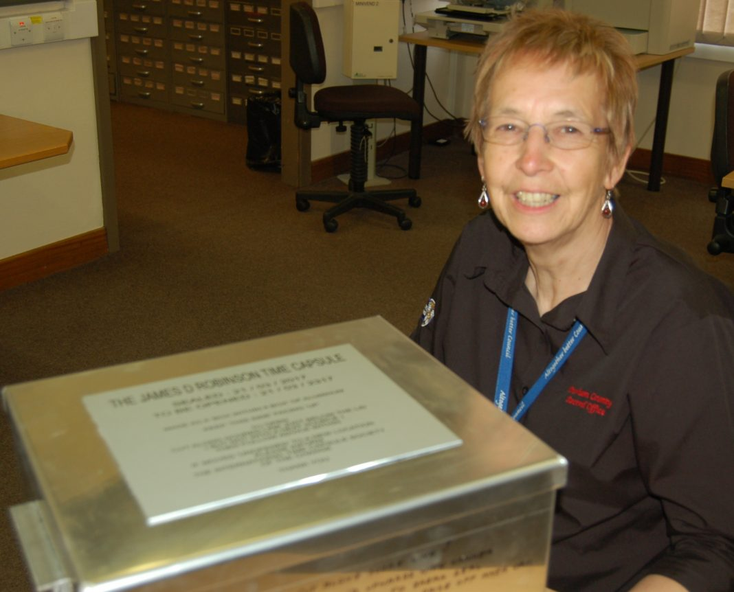 County Durham Time Capsule to Be Locked Away for 300 Years