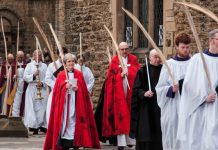 Peas, figs, thunder, donkeys - what do you know about Palm Sunday?