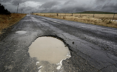 12 Years and £656 Million to Fix all North East's Potholes