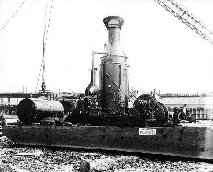 Strange Occurrence at Durham - Donkey Engine