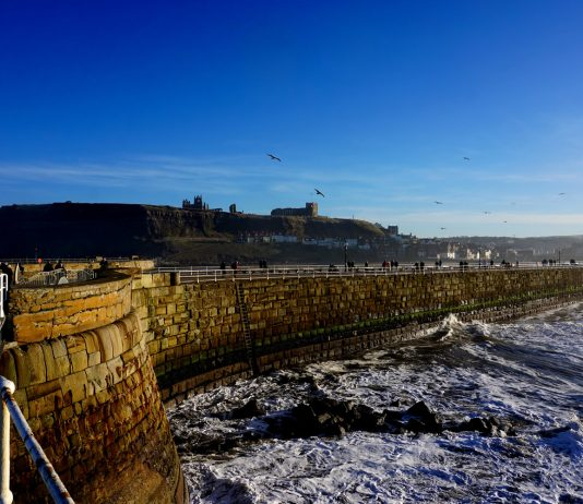 Flickr Creative Commons photographer Barnyz - Whitby coast
