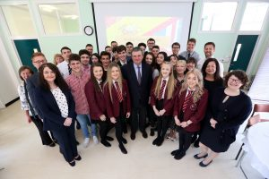 Pic 2 - Ambassador visit - St John's School
