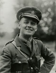 Lt George Burdon McKean