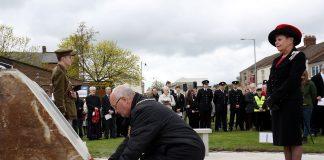 Lt McKean memorial