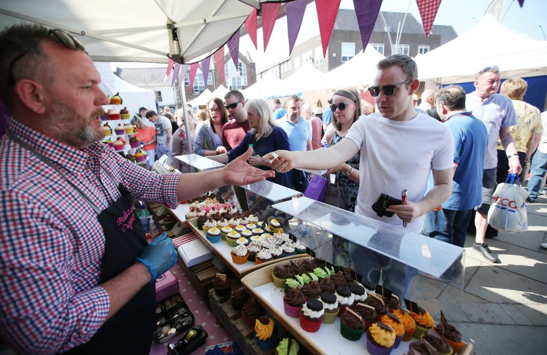 Bishop Auckland Food Festival 2