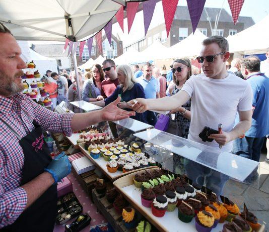 Bishop Auckland Food Festival 2