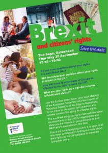 Effects of brexit A4 posters 20 September -1