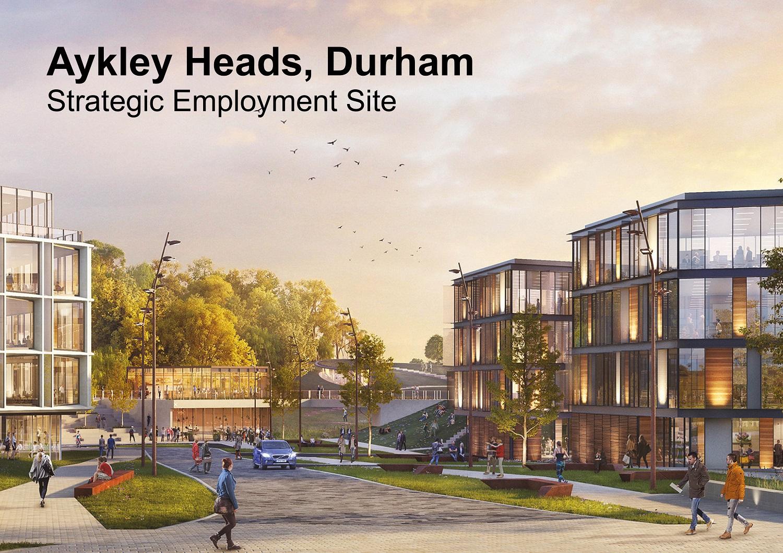 Durham Business Park To Bring 6 000 Jobs 400 Million Economic