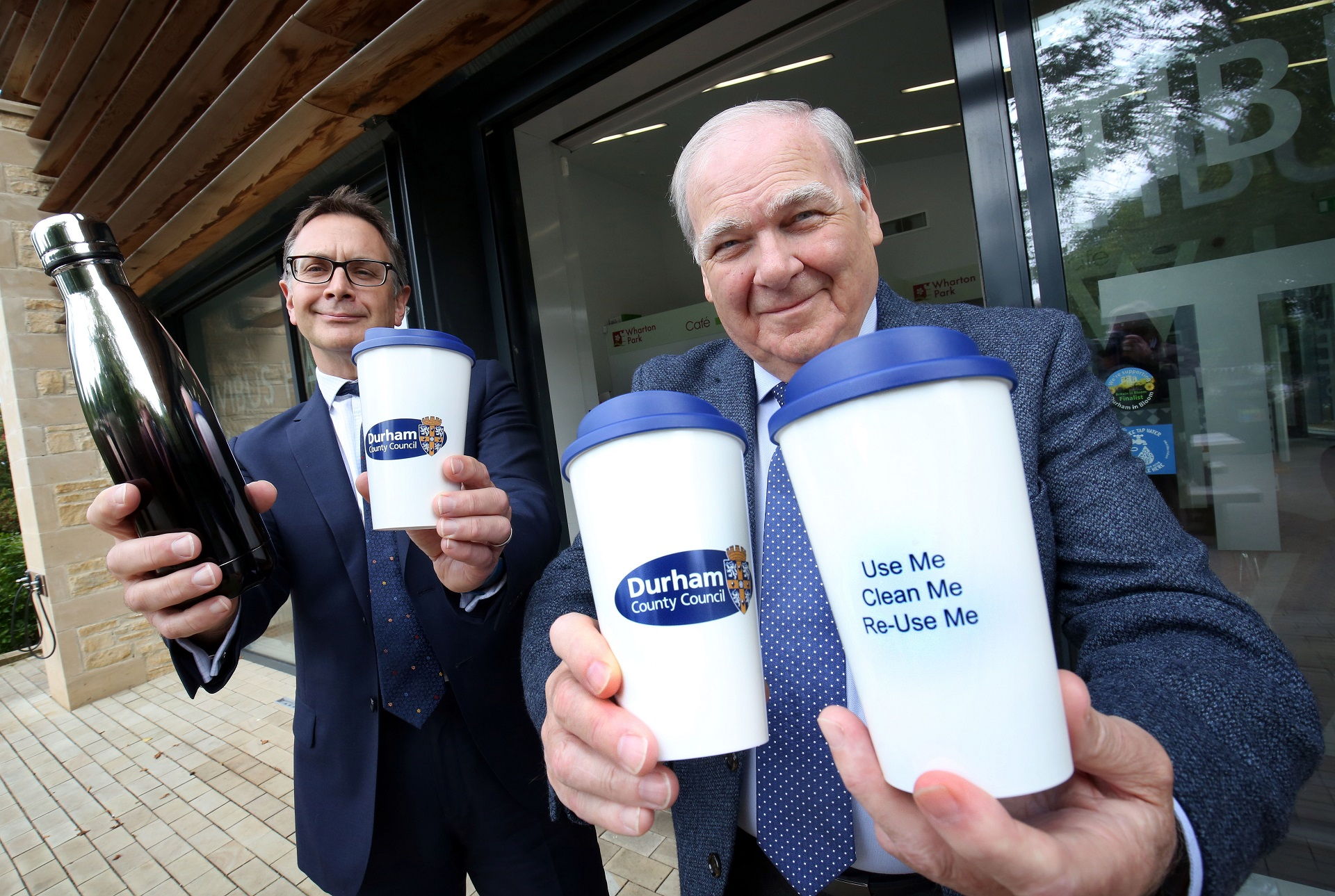 Fill up Your Water Bottles for Free across County Durham