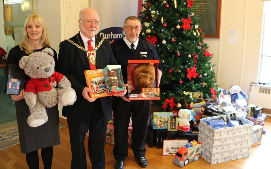 DCC Toy Appeal