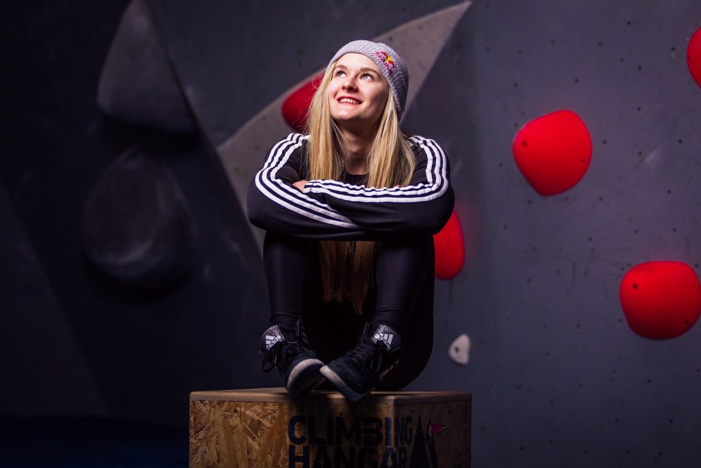 Durham Ad Fest full line-up 2- Shauna Coxsey_Red Bull _ The Climbing Hangar