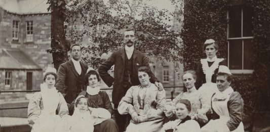 Branching out- Victorian workhouse