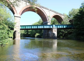 Witton park bridge
