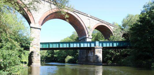 Witton park bridge