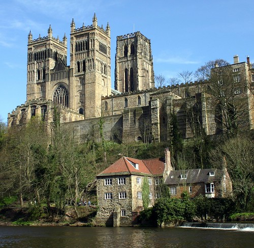 Image Caption: Enjoy Views of Durham Cathedral from Ramside Hall's Golf Courses. Photo by Tom Page CC BY SA 2.0