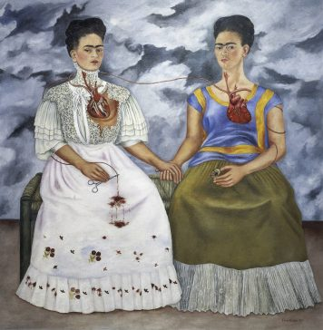 The Two Fridas, 1939 (oil on canvas)