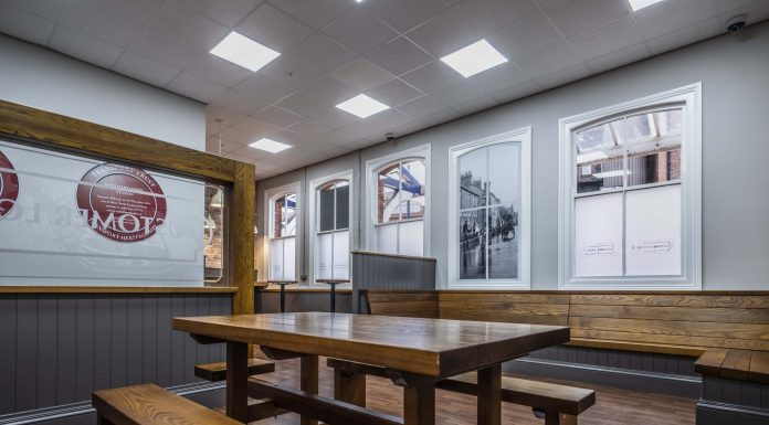 New Grand Central customer lounge at Hartlepool station