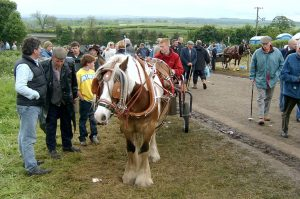 """2005-06-04 Appleby Horse Fair 2"" by chandos is licensed under CC BY-NC-SA 2.0"