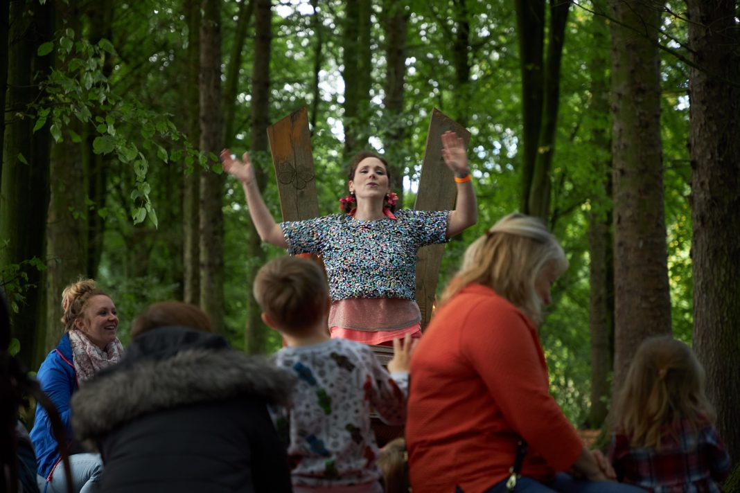 Leading North East Inclusive Outdoor Festival For The Young Beats The Odds And Goes Ahead!