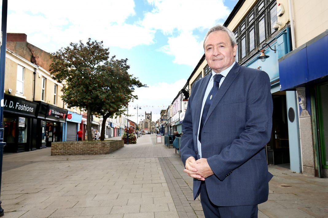 Heritage Works Begin In County Durham Coastal Town