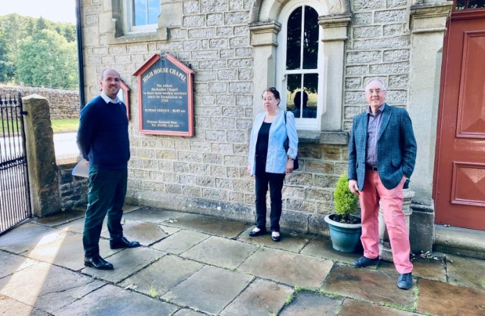 Richard Holden Welcomes £150,000+ In Emergency Grant Funding For Heritage