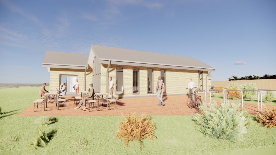 A Coastal Community Hub And Café To Be Built At Beauty Spot