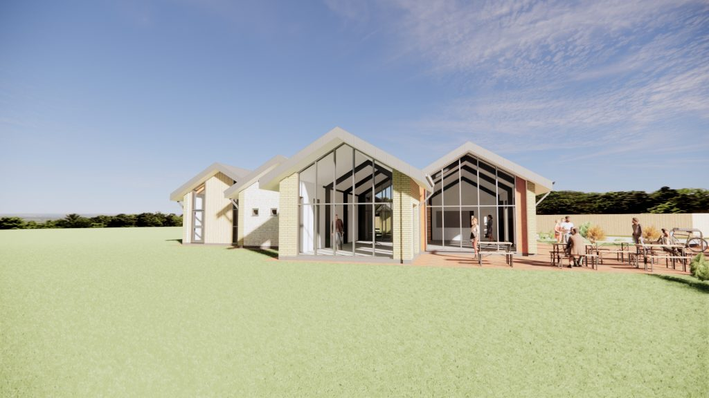 A Coastal Community Hub And Café To Be Built At Beauty Spot