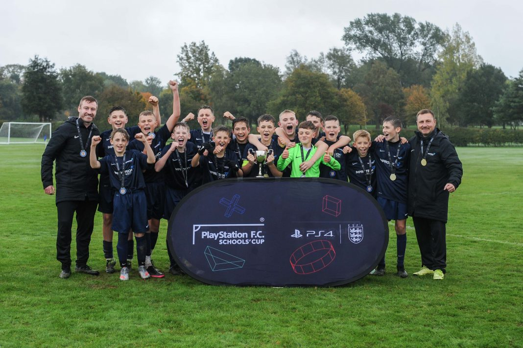 Durham Secondary School Crowned National Cup Champions
