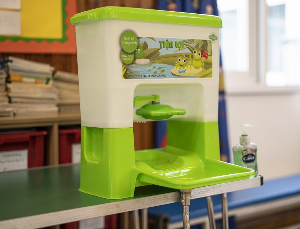 Hand Washing Stations To Be Set Up In Schools To Support Safety Measures