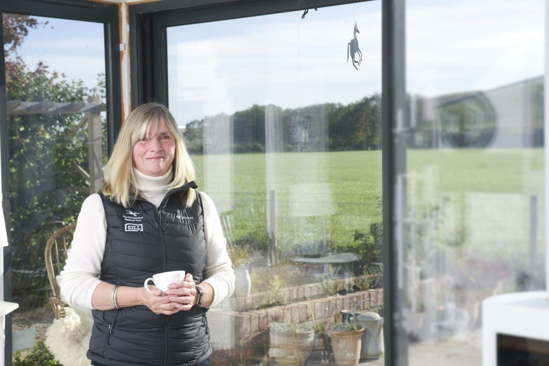 Jean Davidson is named Chair for Northumberland National Park Authority Board