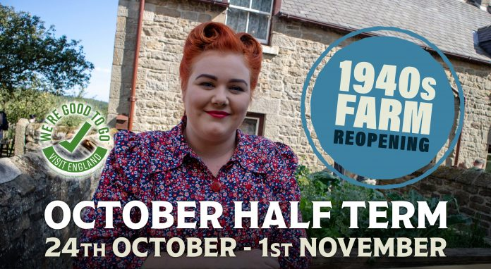 Halloween-themed Family Fun at Beamish Museum This Half Term