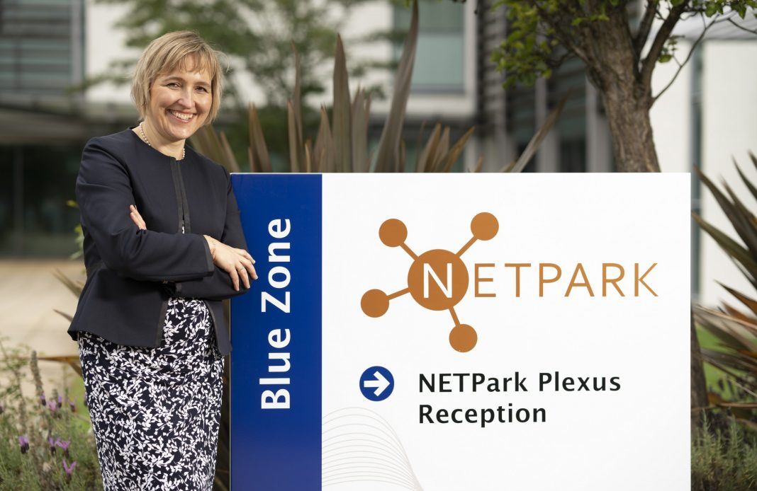 First Tenant Moves Into New Co-Working Space At NETPark