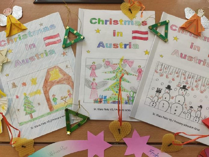 International Christmas Celebration By County Durham Pupi;ls