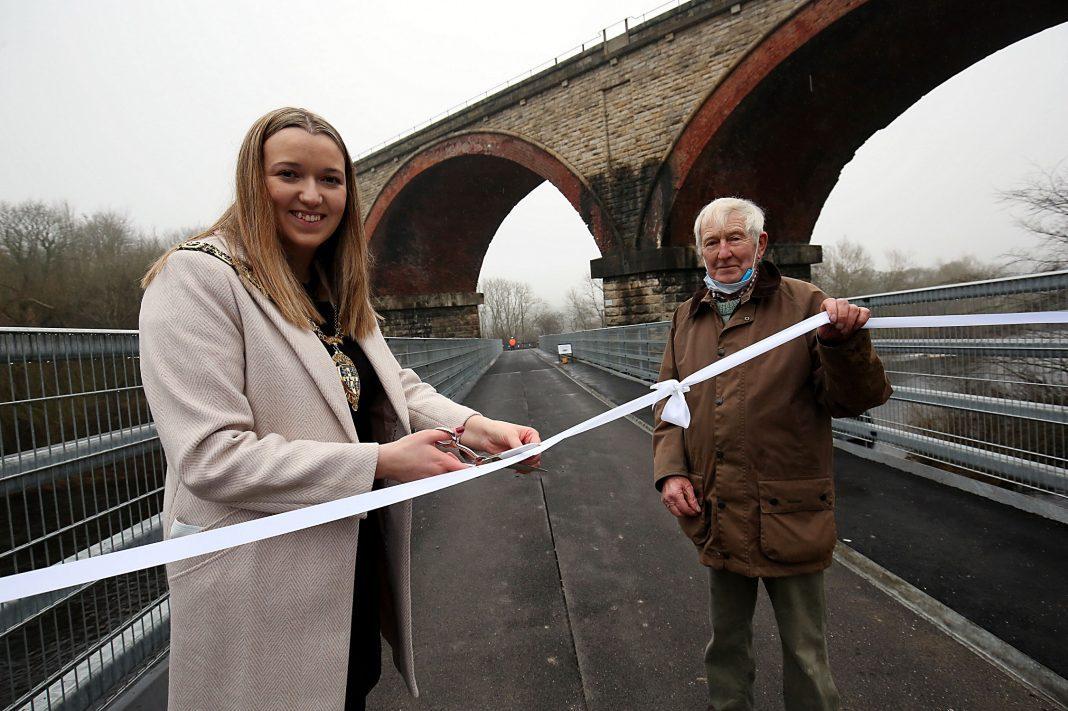 Witton Park Bridge Re-opens After £2.5m Replacement Scheme