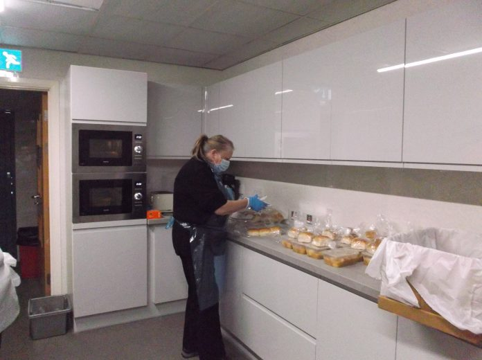 New Community Kitchen To Provide Meals For Residents In Need Across County Durham