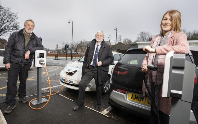 Durham Council Installs Charging Points Across County To Ease Life For EV Owners