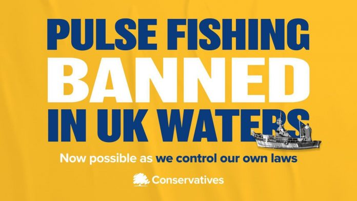 Richard Holden Delighted At Government's Pulse Fishing Ban In UK Waters
