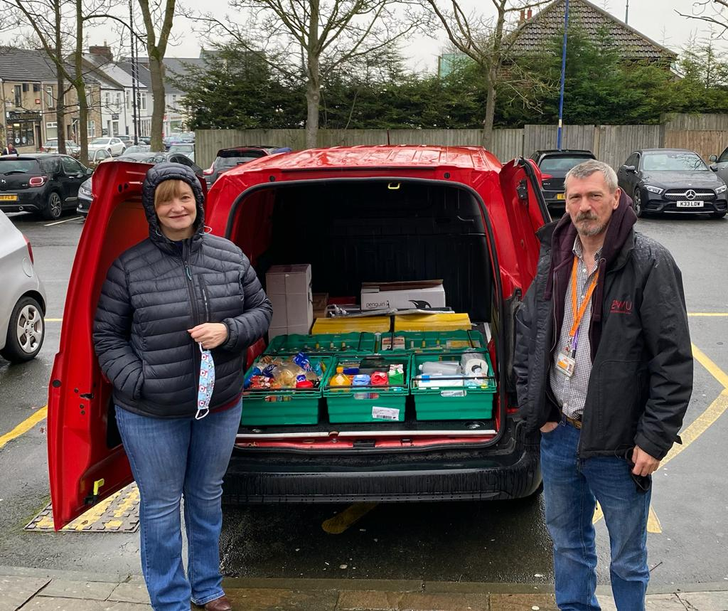 New Community Food Bank To Support County Durham Residents