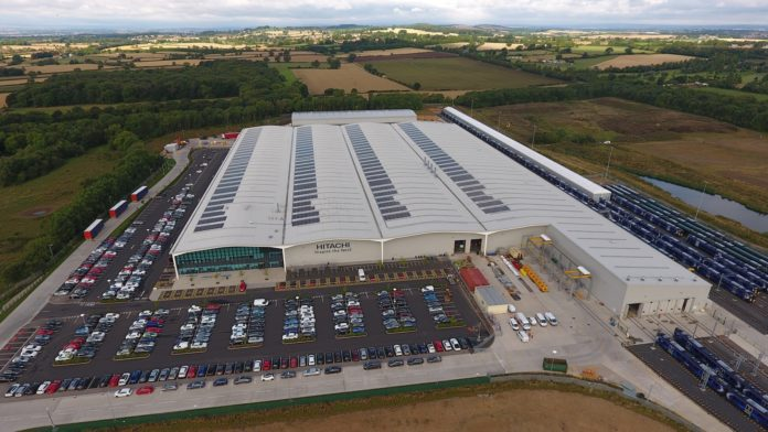 Further Investment By Hitachi Rail In County Durham