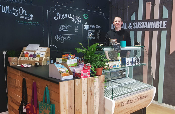 Architextural Gives An Environmentally-Friendly Food Store A New Look