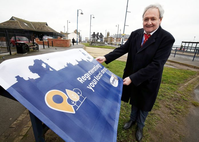 Seaham Townscape Project Continues On To Its Second Phase