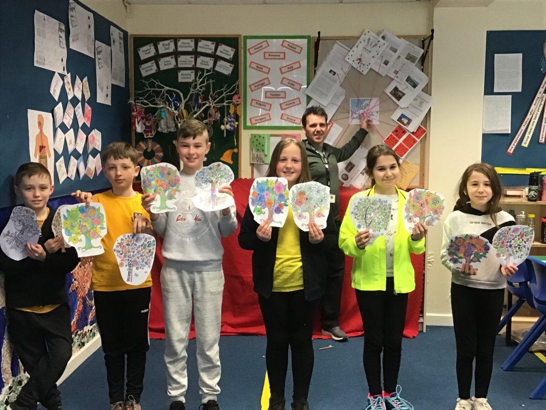 County Durham School Taking Part In World Record Challenge