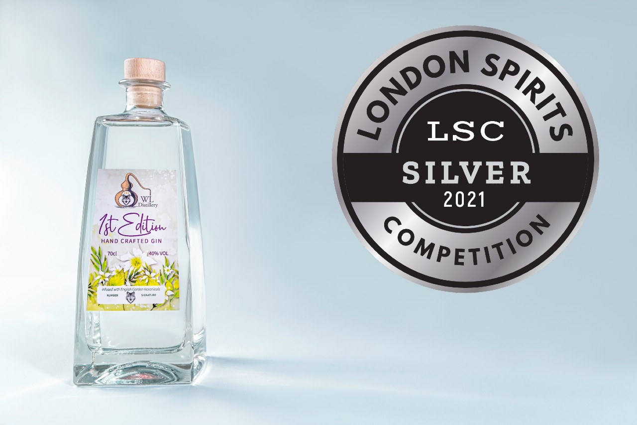Durham-Based WL Distillery Award The Silver Medal At The London Spirits Competition 2021