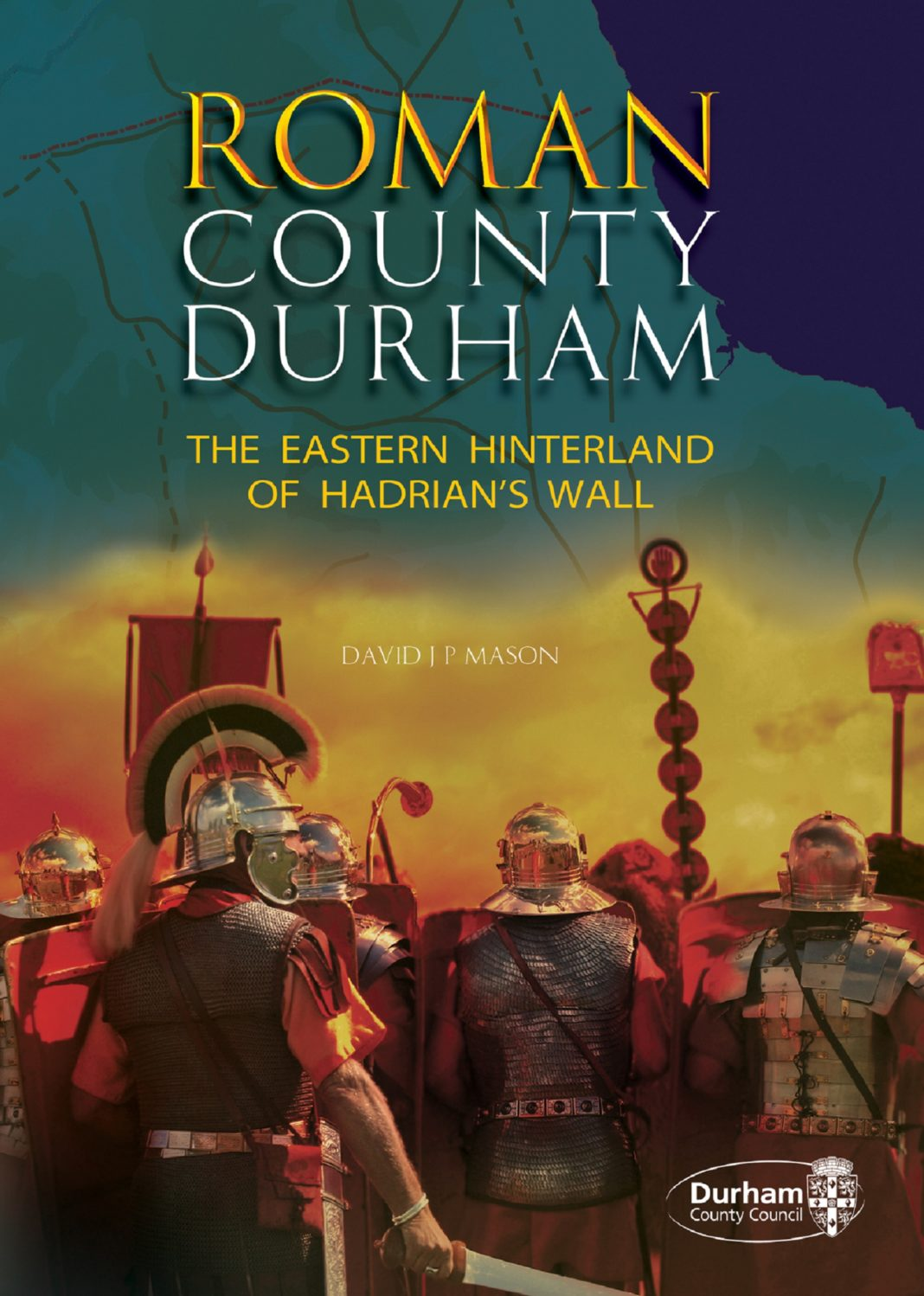 New Book Featuring The Roman Civilisation On County Durham's Development To Be Released