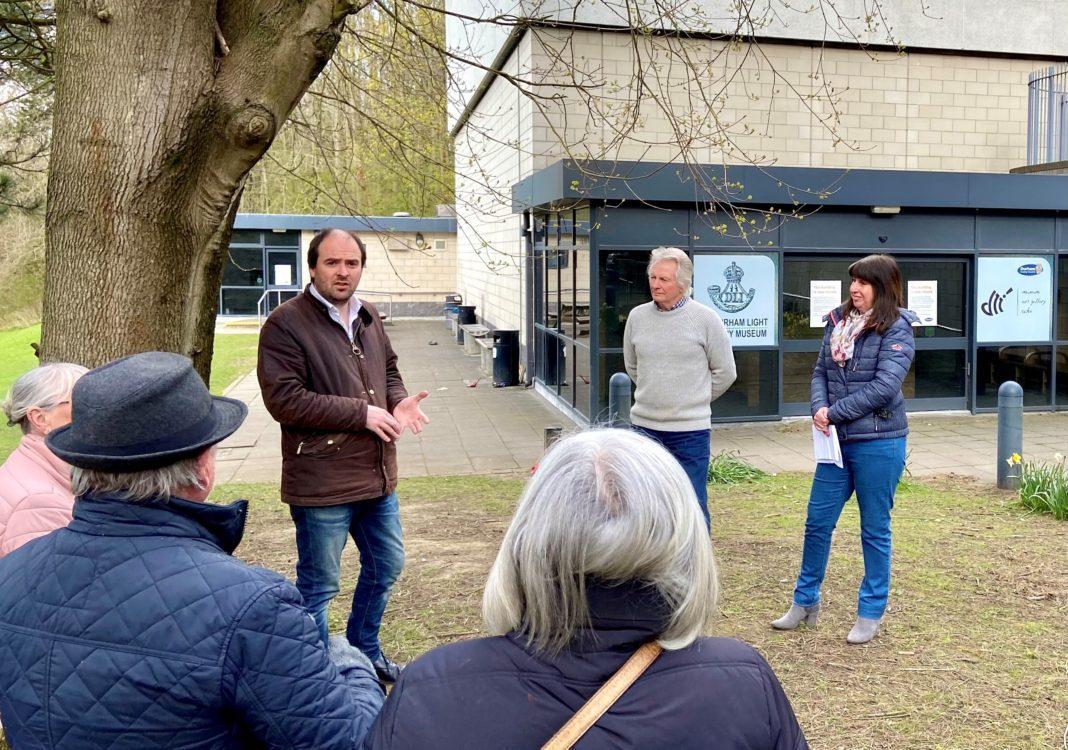 Concerns Arise Of Lack Of Future Plans Durham Light Infantry Museum