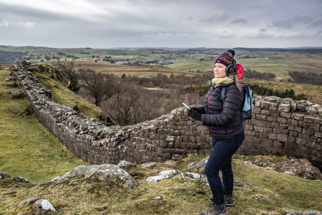Northumberland National Park Supporting Artists To Produce Geolocated Soundwalk