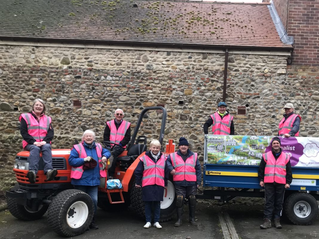 Celebrating Selfless Volunteers Across County Durham