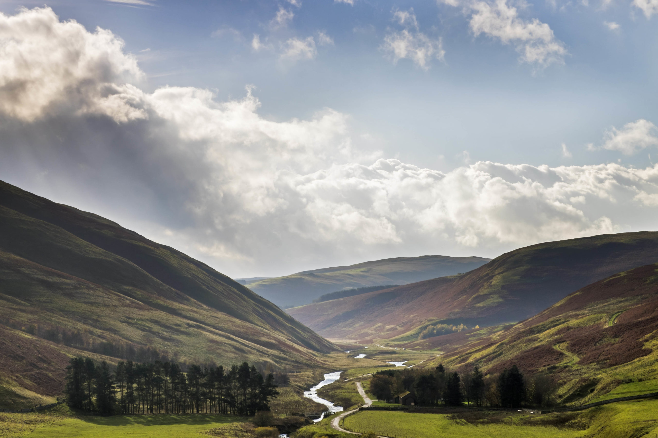 Northumberland National Park Recognised As The Best In The UK's